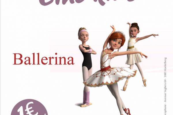 Ciné-KIDS Koekelberg : BALLERINA by Steve HUYGE, Echevin JEUNESSE